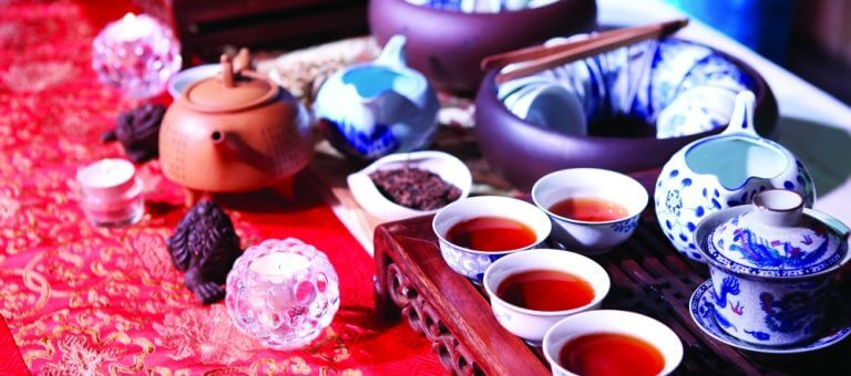世界各地のお茶の伝統