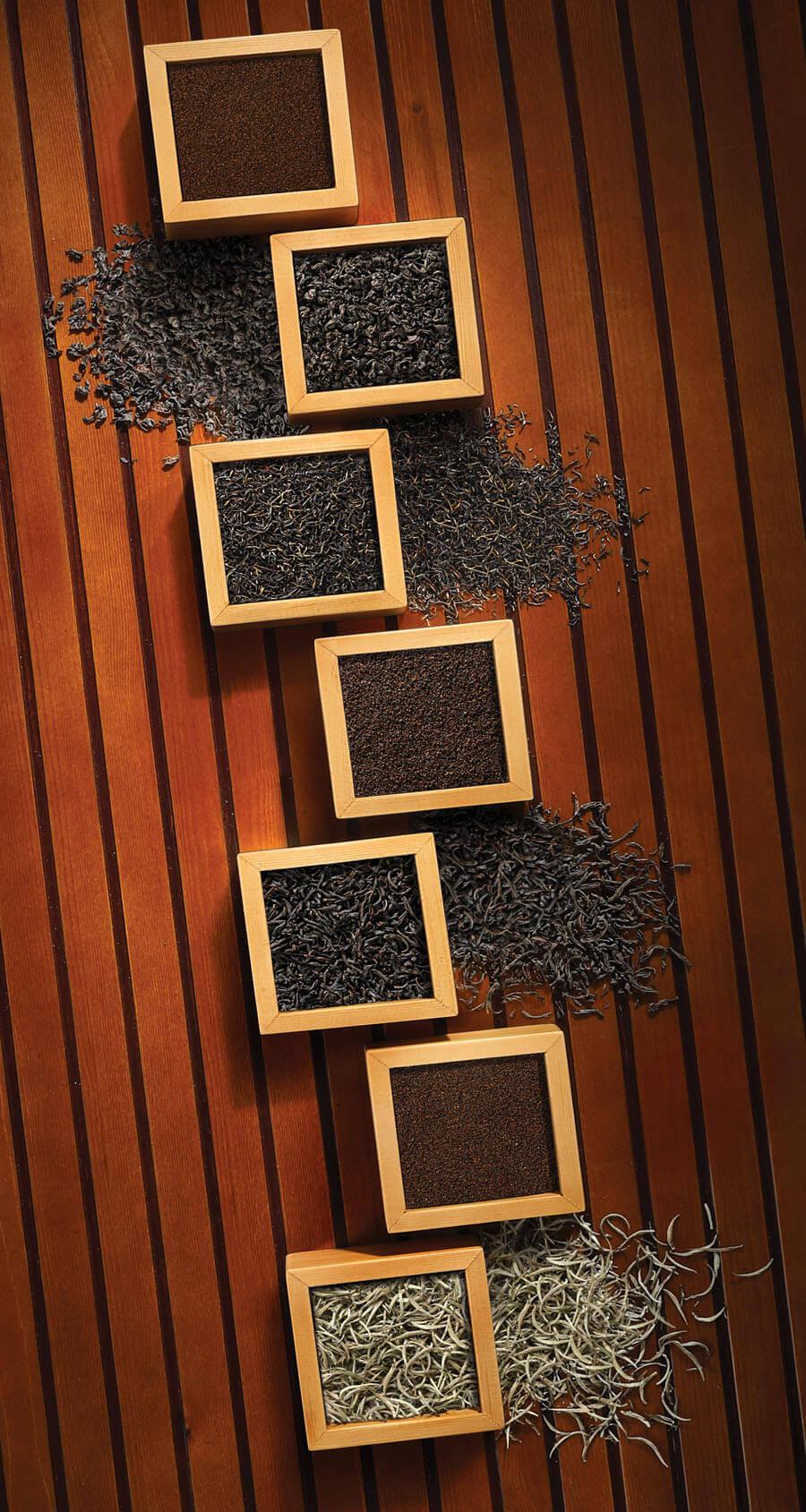 Різноманіття чаю: