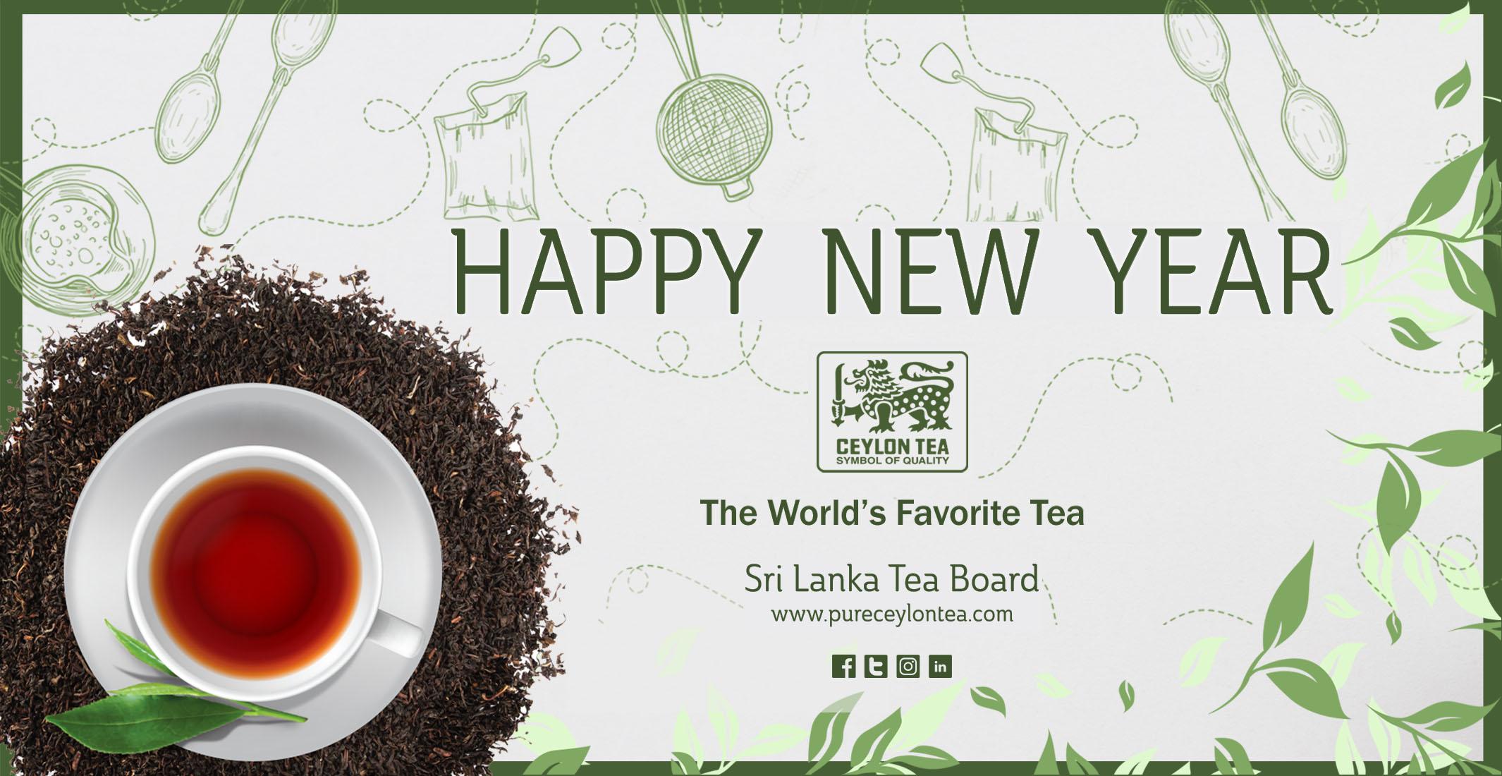 The World's Favorite Tea