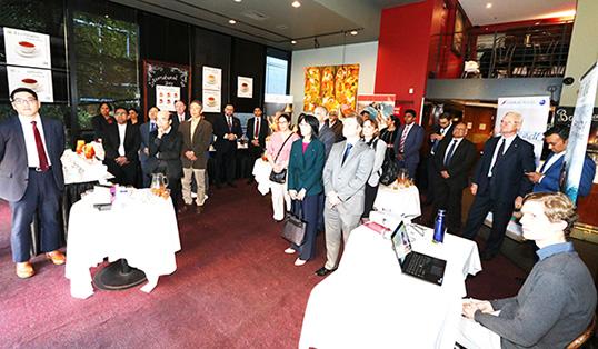 Seven flavours of Ceylon Tea celebrated in Melbourne on International Tea Day